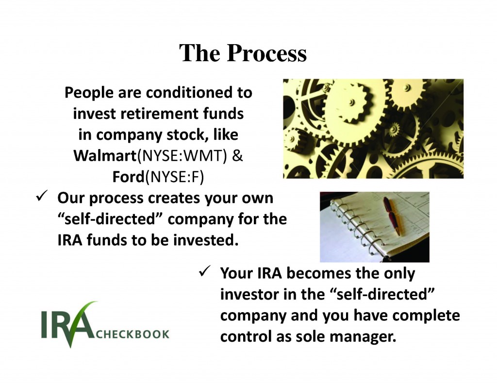 Rollovers as Business Start-ups vs. Self-directed IRAs